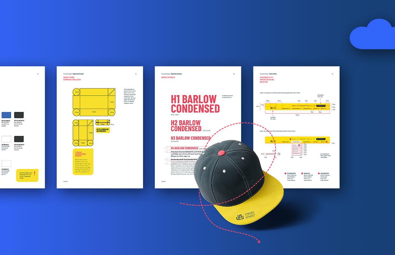 Creditshelf Corporate Design Animationen Digital