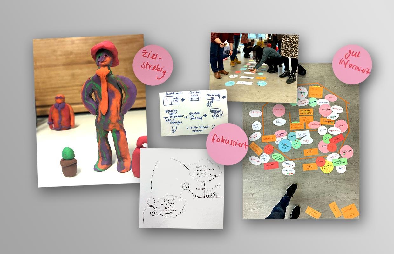 Creditshelf Corporate Design Workshop