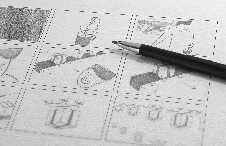 Konzeption und Produktion Erklärfilm Creditshelf Making-Of