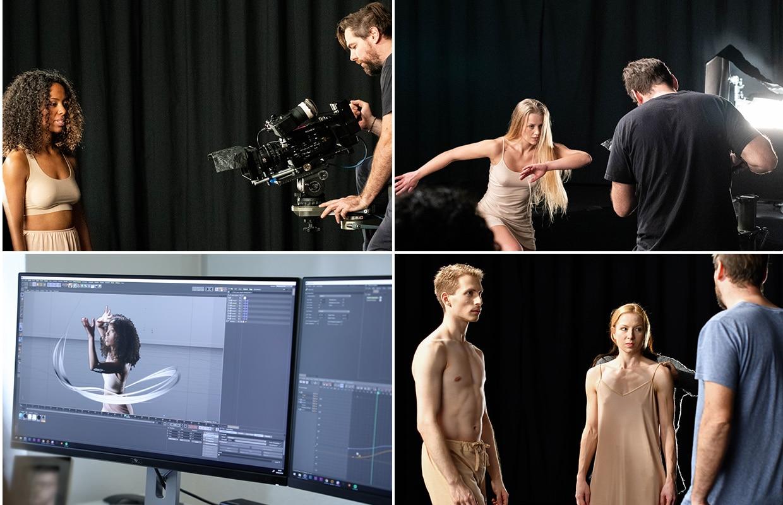 TROX ISH Messe Image- und Produktfilm Making-Of