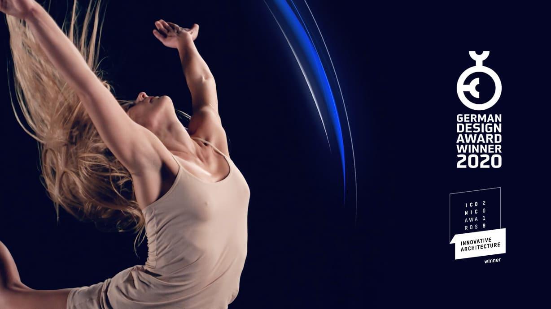 TROX ISH Messe Image- und Produktfilm Awards und Tanz