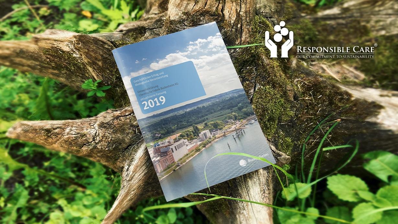 Budenheim Umweltbroschüre Design Print Logo